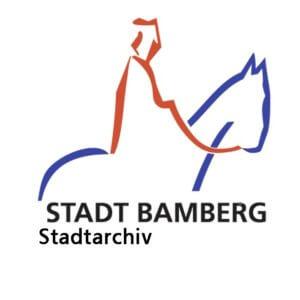 logo stadtarchiv reiter